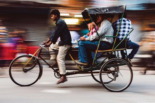 Public Transportation In India