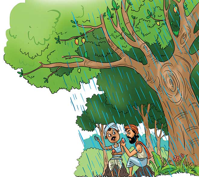 Clouds To The Rescue Stories For Children From Champak Magazine Are you searching for cartoon tree png images or vector? champak