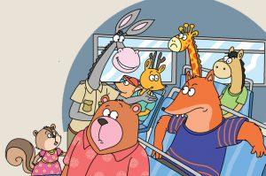 stories-for-kid-happy-bus-champakvan