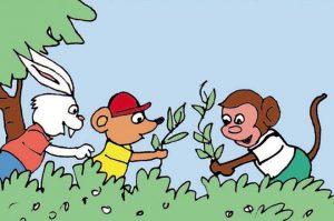 children comic