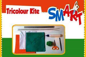 Tricolour Kite