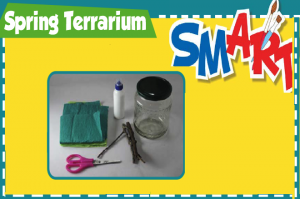 Spring-Terrarium