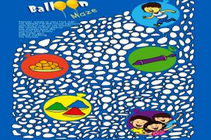 Ballon Maze