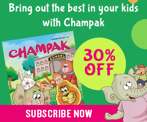 Champak - Subscribe Now!